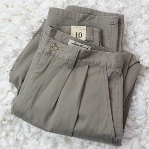 5/$20 Eddie Bauer 90s Khaki Pants High Waist Chino